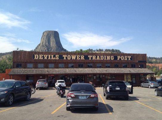 Devil's Tower & Free Urantia