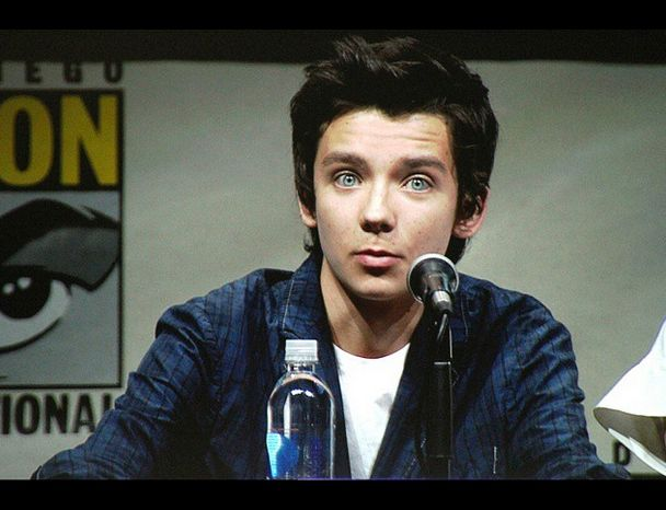 Asa Butterfield is our Spider-Man?