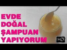 Püf Noktası: Doğal Şampuan Nasıl Yapılır? Evde Doğal Şampuan Yapımı!