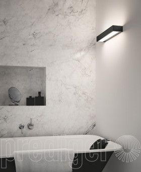 Licht Badezimmer | Decor Walther Box 60 N Led Wandleuchten Badezimmer Bad Licht