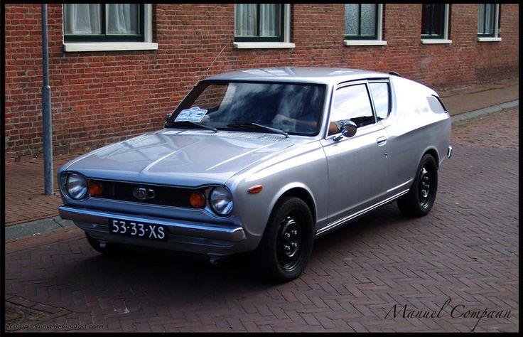 1971 Nissan/Datsun Cherry Coupe