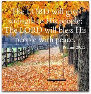 #rt #HappySabbath  Nature and Verse: Psalms 29:11 http://www.sdahymnal.net/