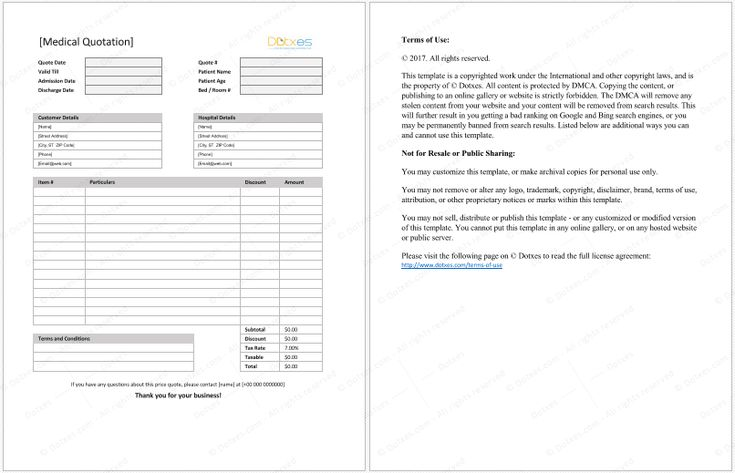 Computer Service Quotation Spreadsheet  Quotation Templates