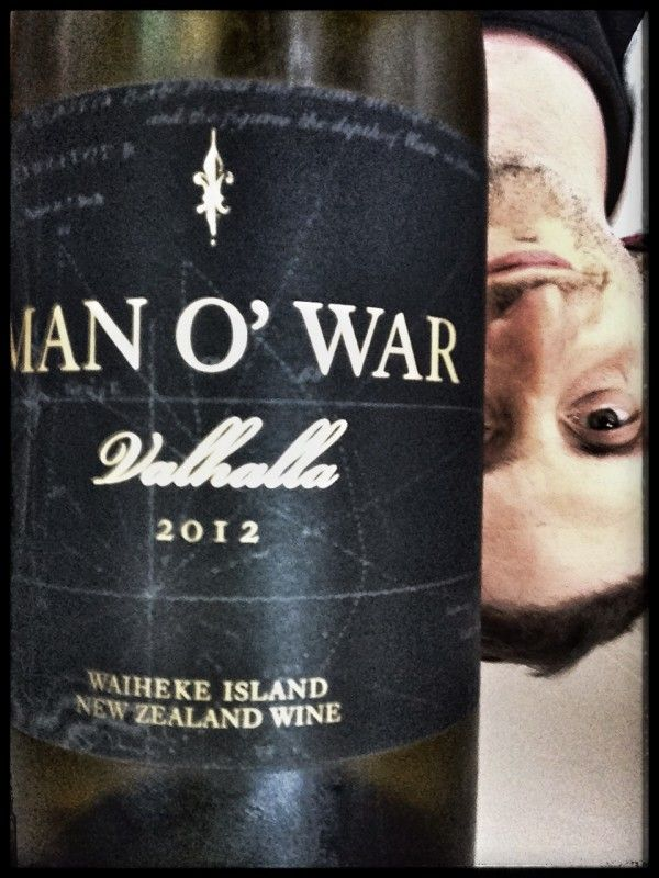 Score 93/100 Wine review and tasting notes of Man O' War Chardonnay from Waiheke Island in New Zealand. Rich, oaky, nutty. Recommended
