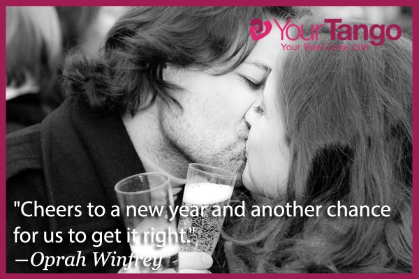 Ring In The New Year! New Year's Resolution Love Quotes | YourTango