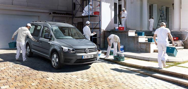 Galería < Caddy Kombi < Modelos < Volkswagen Vehículos Comerciales