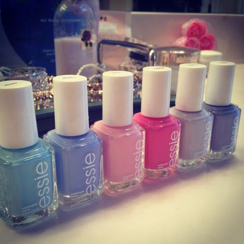 Spring colors! Which is your favorite?