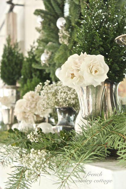 FRENCH COUNTRY COTTAGE gorgeous simple mantle decor tutorial & where to buy items