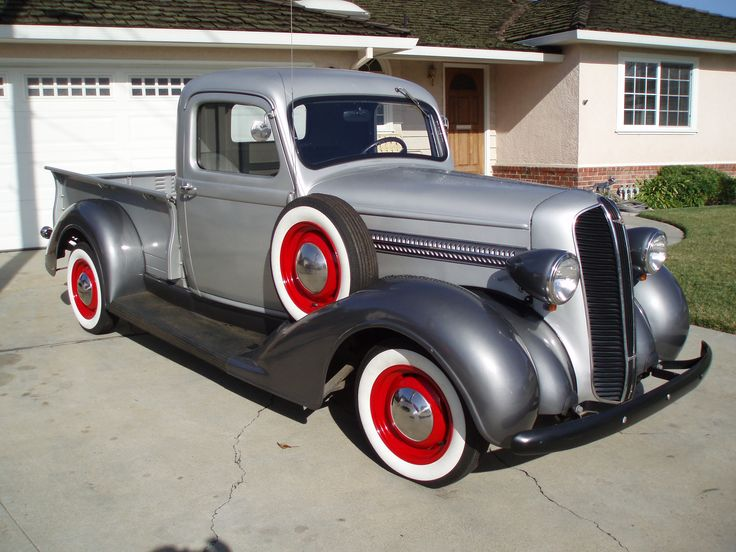 1937 Dodge Pick-Up,............... Randy's Bomb Shop