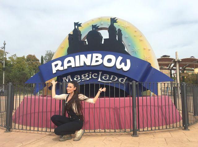 Rainbow Magicland: il divertimento alle porte di Roma! #RainbowMagicLand #parcodivertimenti #valmontone #blogger #fashionblogger #divertimento #winx #rainbow