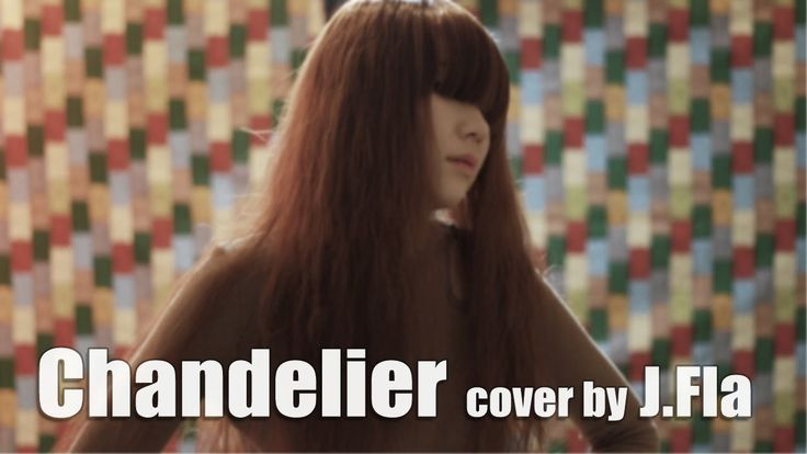 Sia - Chandelier ( cover by J.Fla ) | Best Cover Ever | Pinterest ...