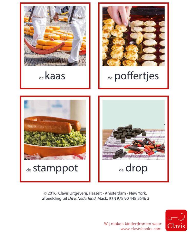 Woordkaarten bij het boek Dit is Nederland van Mack. Lesbrief kun je hier downloaden: http://clavisbooks.com/wosmedia/1311/lesbrief_dit_is_nederland.pdf