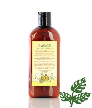 Vinegar Shampoo Rinse Used For Decades To Cure Alopecia, Hair Loss, Baldness. Promotes Fast Grow Hair