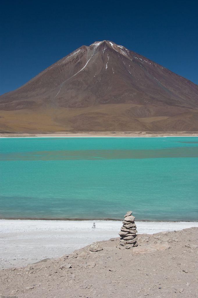 Travel Inspiration for Bolivia - Laguna Verde, Bolivia