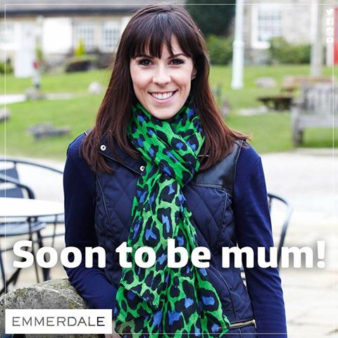 Massive congratulations to Verity Rushworth on the announcement of her pregnancy!