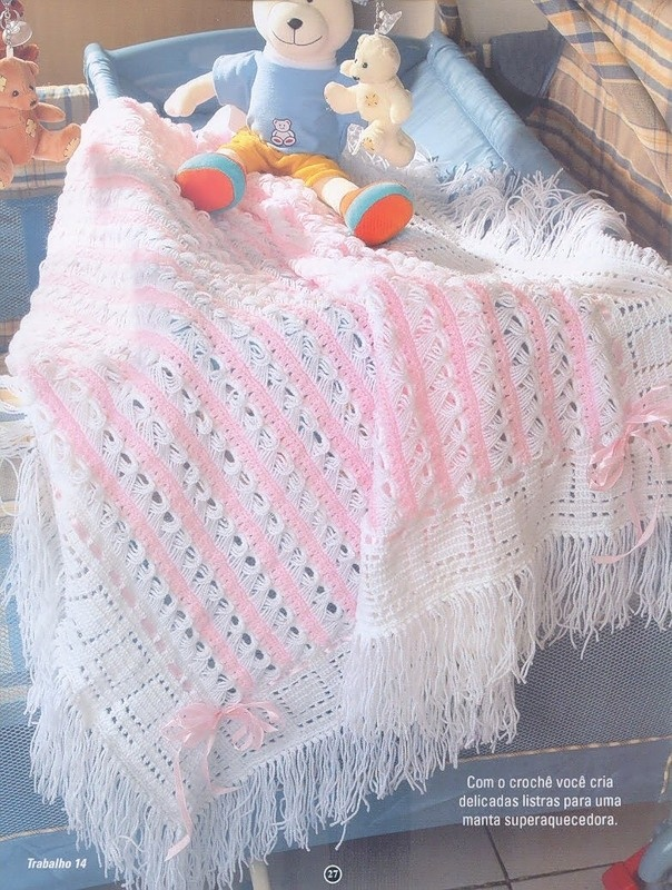 Broomstick Crochet Afghan Pattern Gallery Knitting Patterns Free