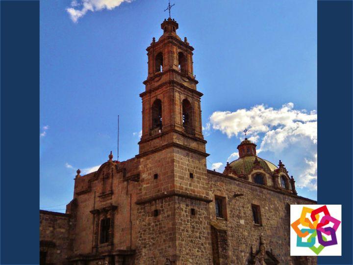 """MICHOACÁN MÁGICO Templo de la Merced. Templo del siglo XVIII; perteneciente a la Gloriosa, Real y Militar Orden de Nuestra Señora de la Merced y del Rescate, Redención de los """"cautivos"""" o """"mercedarios"""". Tiene dos fachadas al oriente, una del siglo XVIII, muy singular dentro de la arquitectura moreliana. Una buena opción para visitar en Michoacán. http://www.aghotel.com.mx"""