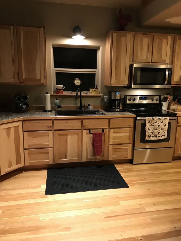 93 Kitchen Cabinet Decorative Accents Hickory Models 91 In 2020 Hickory Kitchen Cabinets Hickory Cabinets Kitchen Cabinets