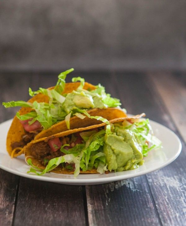 Make Taco Night Healthy: Eclecticrecipes With Recipe, Ground Beef Recipes, Healthy Diet, Low Cal Healthy Recipes, Night Healthy, Eat Healthy, Delicious Recipes, Blogger Recipes, Taco Night