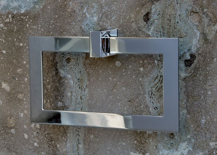 Towel Ring by Status Collection. #ViolekDesign