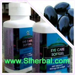 Testimoni eye care softgel