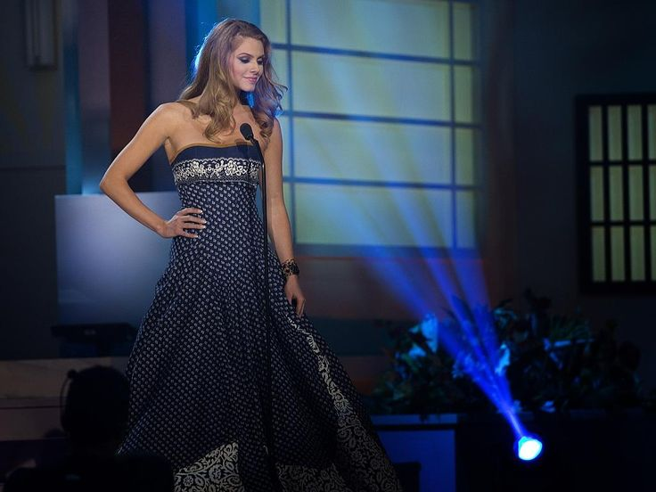 Miss Slovak Republic, Silvia Prochadzkova