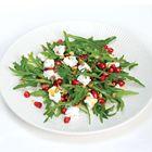 Een heerlijk recept: Salade met geitenkaas en granaatappel