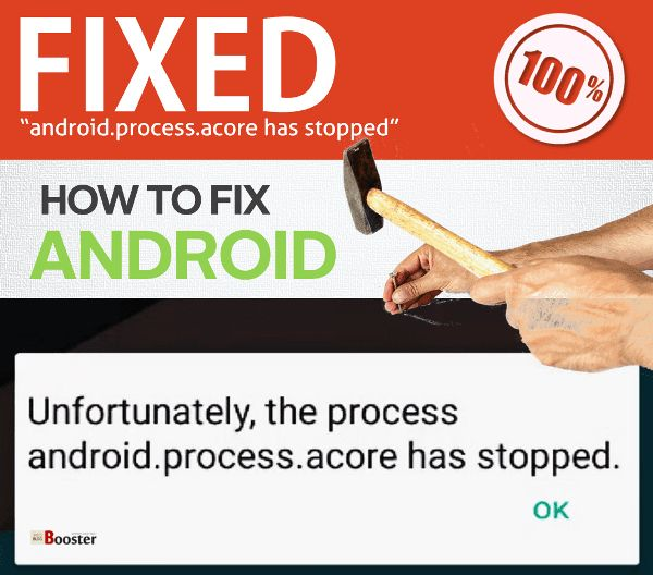 FIX Process.android.acore has stopped error — How to fix android? What does it mean when the process android process acore has stopped? Fixing android.process.acore has stopped LG G3, G2, Samsung, Sony, Redmi Note or Lenovo, How to fix android media has stopped, tips for android.process.acore has stopped unexpectedly fix, phone app not working android, How do I fix Android process Acore?