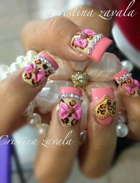 595 best Uñas images on Pinterest | Nail scissors, Cute nails and ...