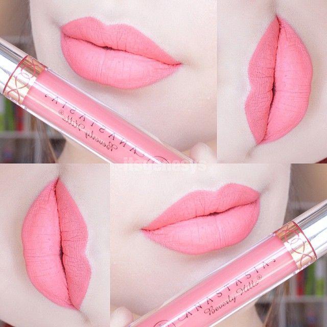 Anastasia Beverly Hills Liquid Lipstick Retro Coral