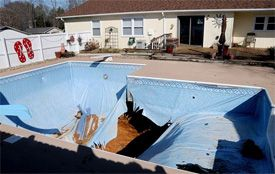 Sinkholes: Is Your Vero Beach Home Covered? - Vero Beach Real Estate