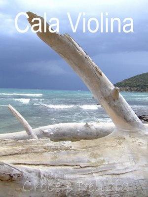 #CalaViolina, lo splendido litorale