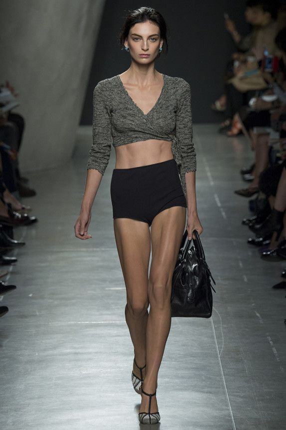Bottega Veneta Spring 2015 RTW Collection - Style.com. Long live fashion: LÜR Nail presents the best designer runway looks of the Spring/Summer 2015 Collections. Vogue.com.