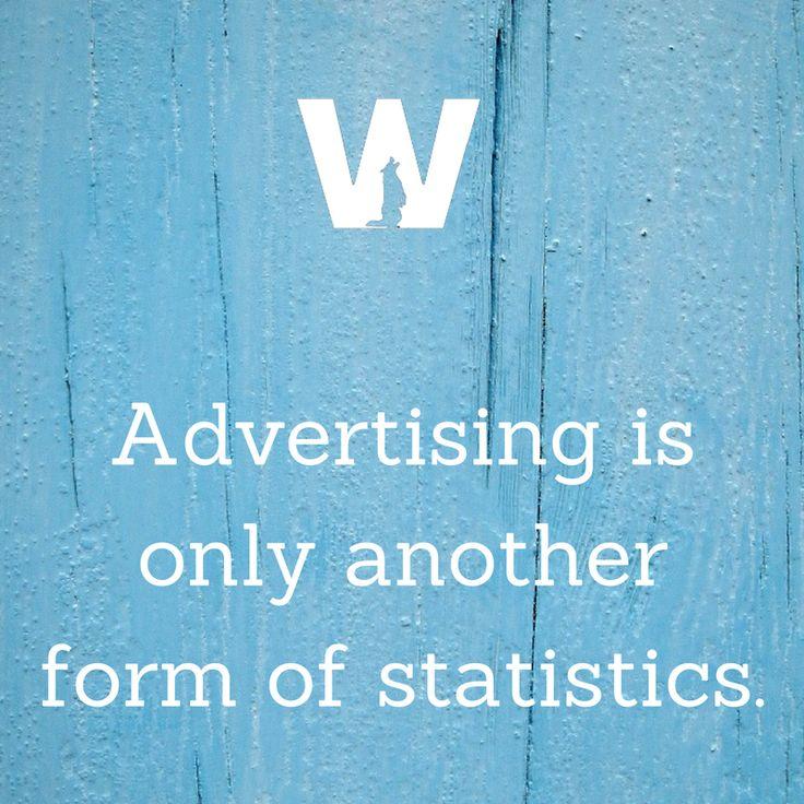 Advertising is the 'Wonder' in the wonder bread.