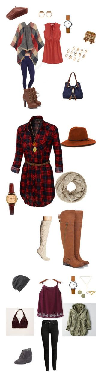 """Fall and Winter"" by alaina-droubie on Polyvore featuring Accessorize, Yummie by Heather Thomson, MANGO, JustFab, Liz Claiborne, John Lewis, Komono, Free People, Aerie and American Eagle Outfitters"