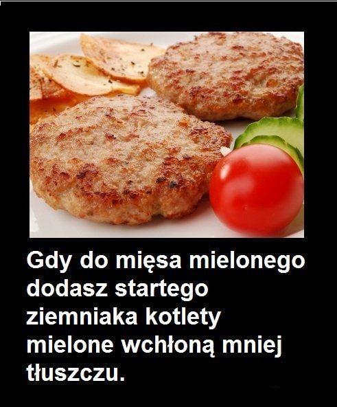 Czy wiecie, że gdy do mięsa mielonego dodacie...