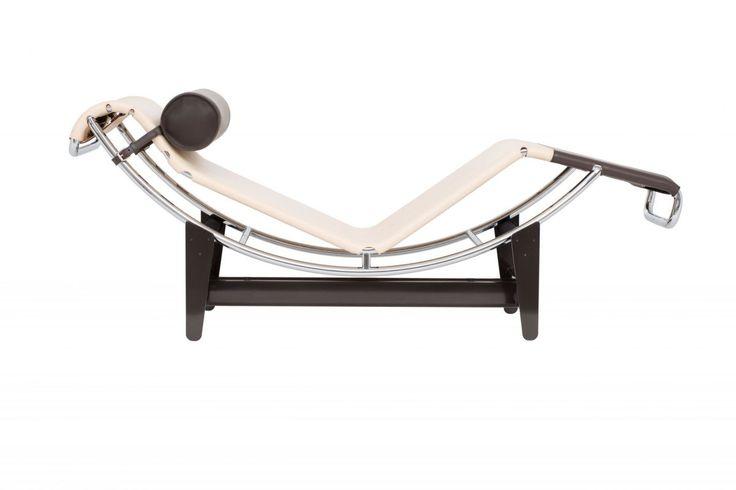 LC4 pihenőszék Designer: Le Corbusier, Pierre Jeanneret és Charlotte Perriand