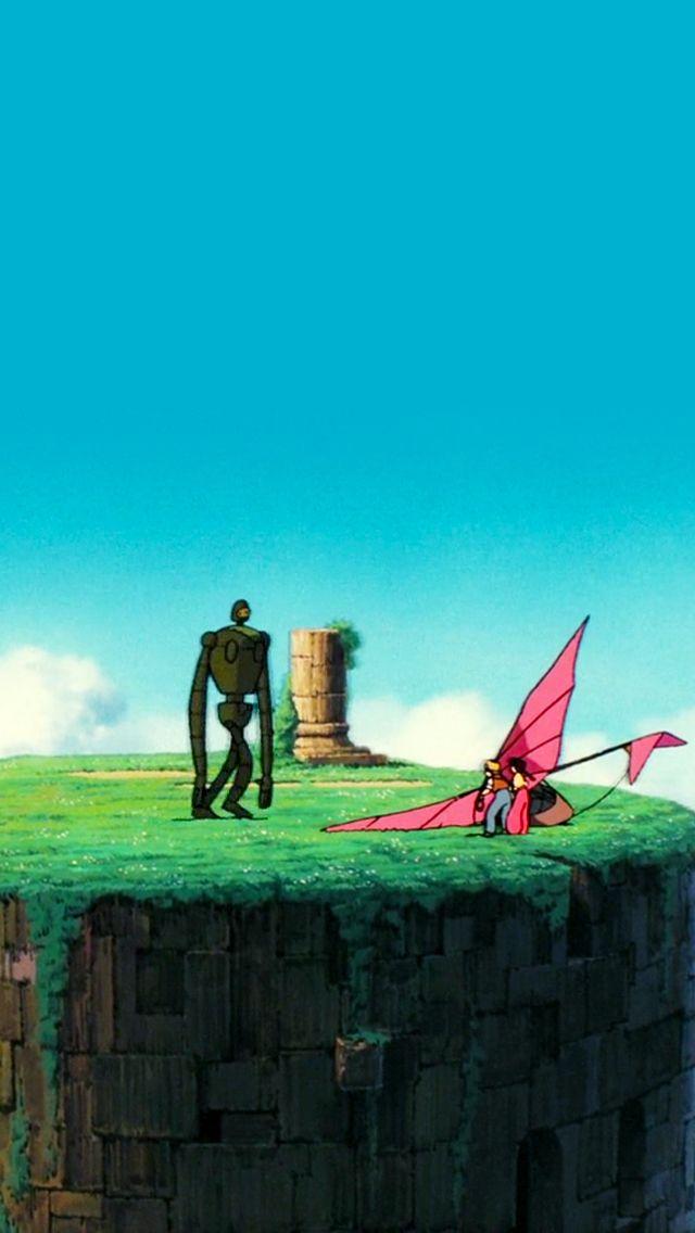 Le Chateau Dans Le Ciel Télécharger : chateau, télécharger, Épinglé, Matzi18, Studio, Ghibli., Château,, Ciel,, Animation, Japonaise