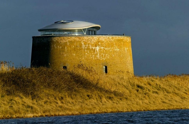 Martello Tower Y, Suffolk
