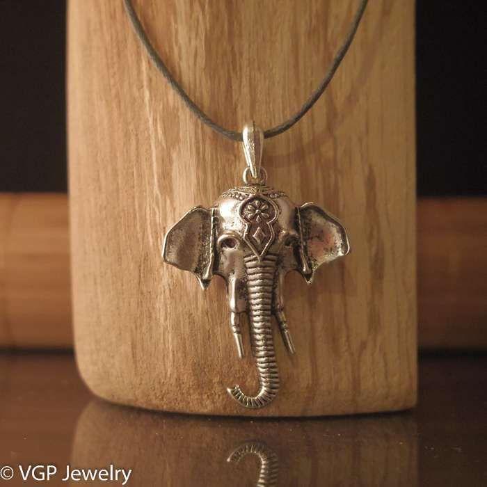 Olifant Ketting Foto KWD079.JPG