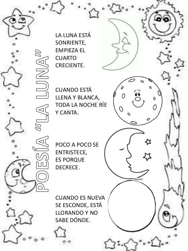 Poesía la luna