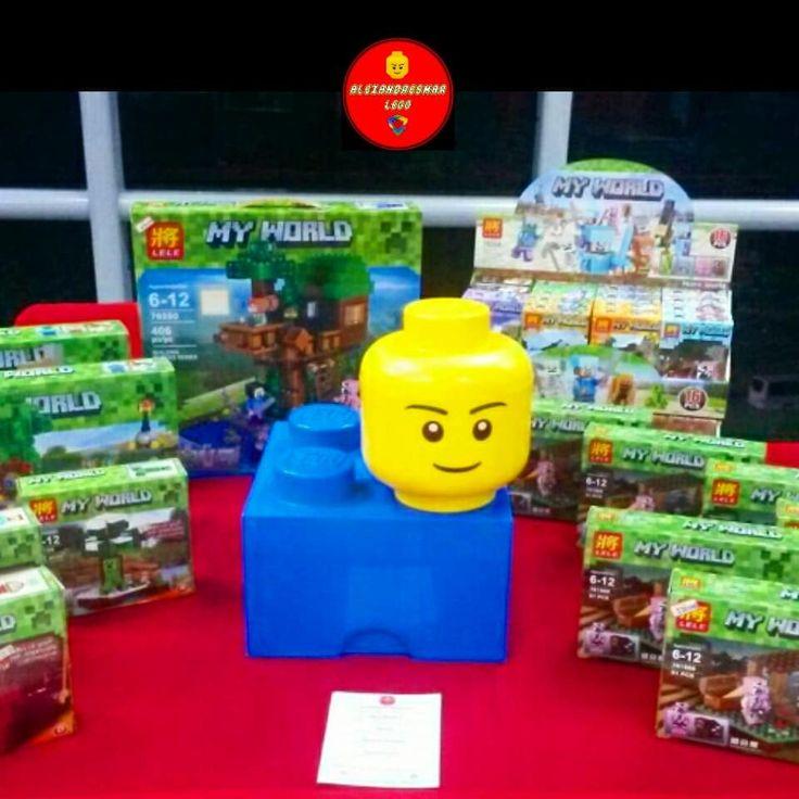 >>>El favorito de los chicos... Minecraft  #coleccioncompleta #disponibles #minecraft  #eskeleto #enderman #blaze  #picman #alexminecraft #steveminnecraft #minecraftlover #modelosdisponibles  #minifiguraslego y sus #accesorios #legocompatible  #minecraftlego #instalego  #modelos  #disponibles  #juguetesvenezuela  #ventaonline  #legovzla  #jugueteparaconstruir #ilovelego  #legophotography  #legostagram  #legomania  #legolife  #ygerstoys  #alexandresmarlego Para pedidos al mayor y detal…