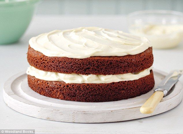 Mary Berry Divine Chocolate Birthday Cake Recipe
