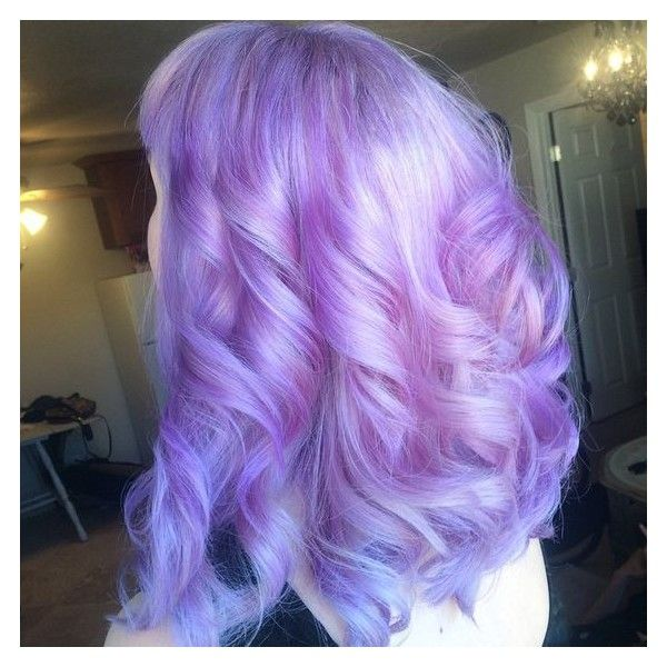 Stunning Pastel Lavender Hair Colors Ideas ❤ liked on Polyvore featuring accessories and hair accessories