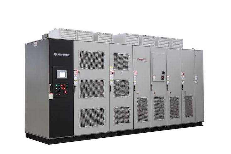 PowerFlex 6000 Drives Available With New Power Ranges and Motor Control Capabilities via @processinformer