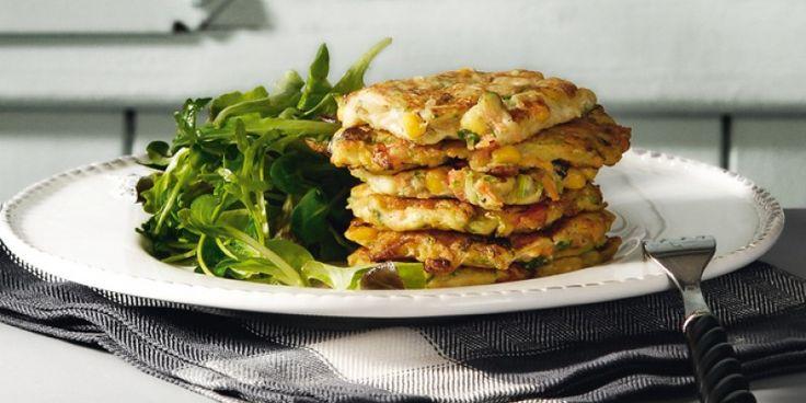 «Rosti» λαχανικών & πατάτας, άπαιχτο!