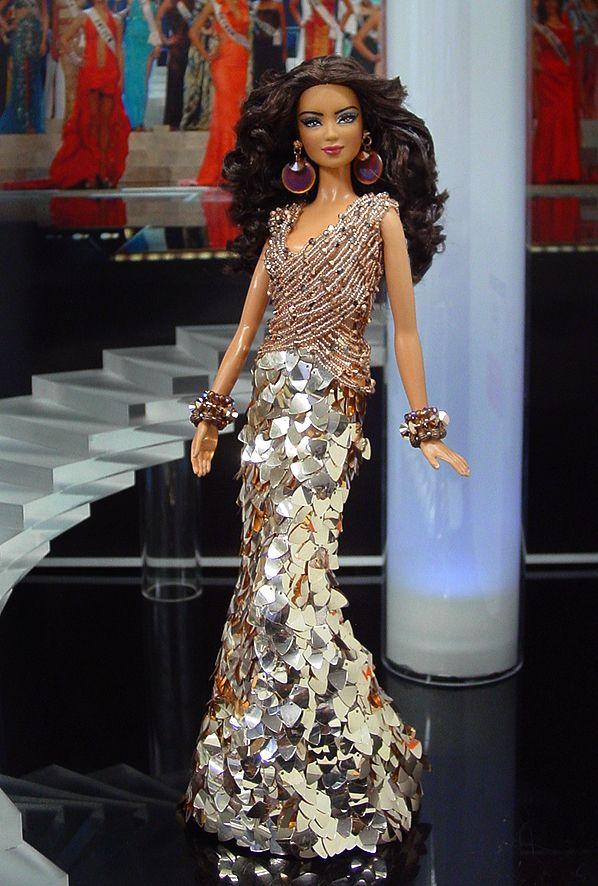 Miss Algeria 2012 by Ninimomo Dolls