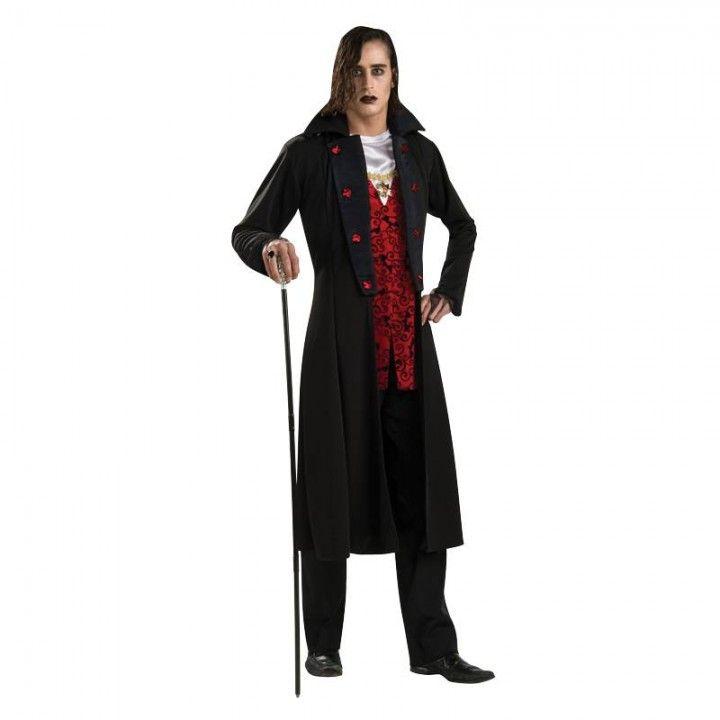 Vampier Kostuum | Royal Vampire | Heren Verkleedkleding