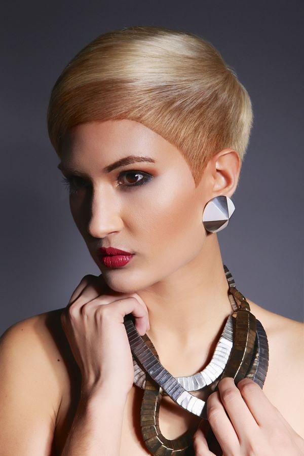 Kurze Frisuren 2019 - eine Wahl für mutige und