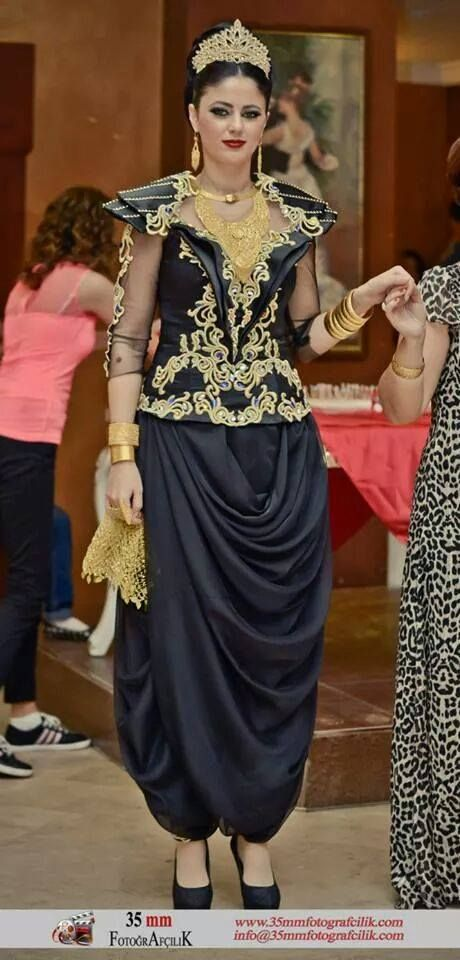 algerian bride dresse